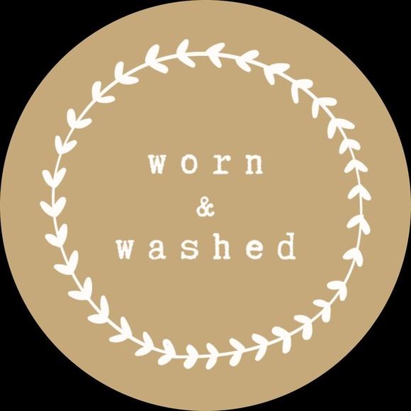 wornandwashed